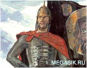 Исторический портрет Александра Невского